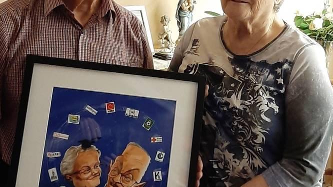 Snaaskerkse verenigingen huldigen steeds hulpvaardige Roland en Frida