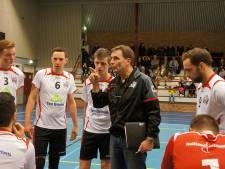 Gaillard is ervan overtuigd dat Set Up IJsselmuiden ook in de eerste divisie mee kan komen