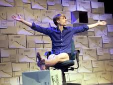 Van de Meeberg met tweede show in Agora