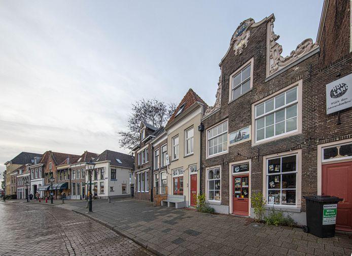 Pannenkoekenrestaurant Holland in Zwolle is in conflict met de pandverhuurder.