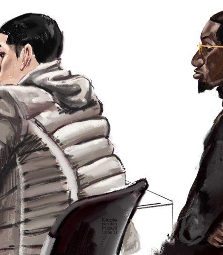 Tien jaar cel geëist tegen Gennaro van D. en Eduardo M.: 'Verkeren al langer in drillrapscene'