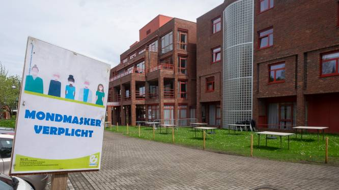 """Bewoner overleden na uitbraak Indiase variant in woonzorgcentrum in Borsbeek, Marc Van Ranst reageert: """"Net hele lage cijfers dankzij vaccinaties"""""""