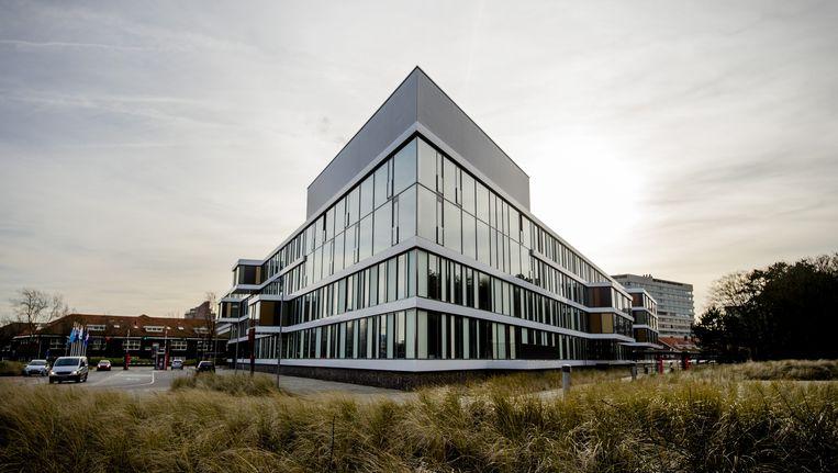 Exterieur Militaire Inlichtingen- en Veiligheidsdienst MIVD in Den Haag Beeld anp