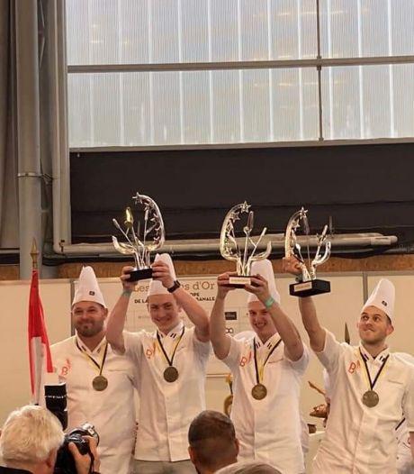 Heusdense bakker tweede op Europese vakwedstrijd