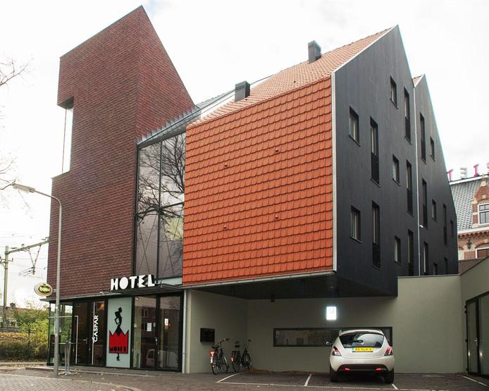 Hotel Modez in Arnhem.