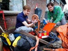 Een brand verwoestte al het materiaal van de jeugdscouts, maar hulp komt uit de hele regio