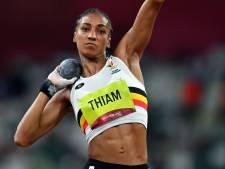 """Nafi Thiam après la première journée de l'heptathlon: """"Je m'attendais à plus"""""""