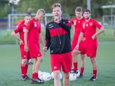 Rogier Veenstra laat met Goes in oefenduel zijn oude club kansloos