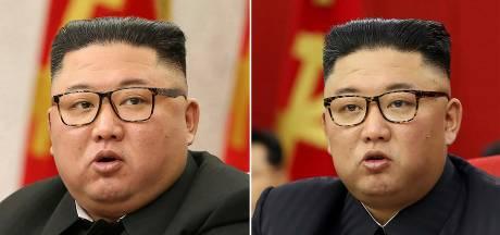 Opmerkelijk 'vermagerde' Noord-Koreaanse leider Kim Jong-un waarschuwt voor voedseltekort