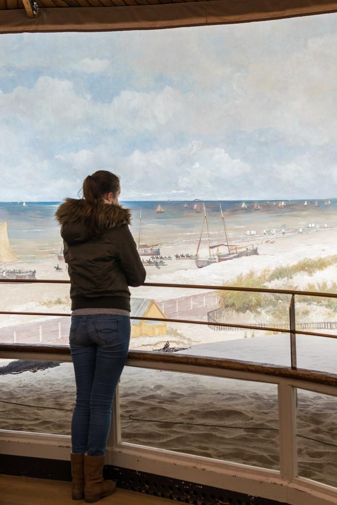 Het wereldberoemde Panorama van Hendrik Willem Mesdag.