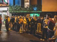 Vier jongeren vrijdagnacht bestuurlijk aangehouden in Overpoort wegens verstoren openbare orde