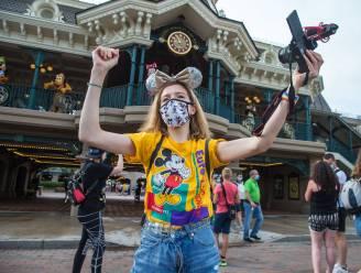 IN BEELD. Disneyland Parijs opent weer de deuren na lange coronasluiting