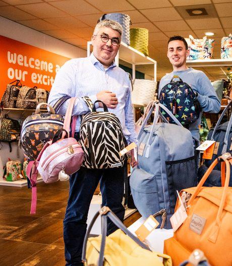 Bas begon als marktkoopman, nu voorziet hij Europa van tassen: 'Gewoon je boerenverstand gebruiken'