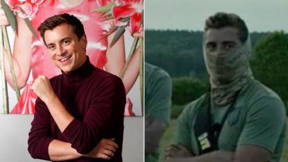 Wat doet Niels Destadsbader bij de Special Forces in 'Kamp Waes'?