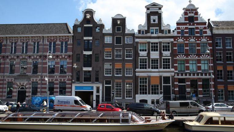 De Oude Turfmarkt. © Meriam de Lange Beeld