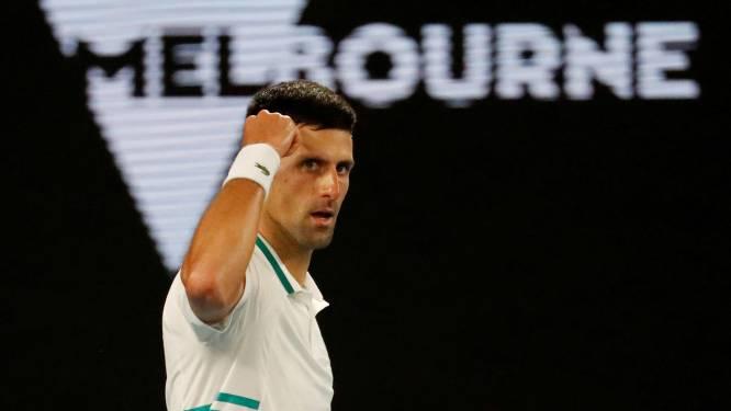 Deelnemers Australian Open moeten gevaccineerd zijn: 'Dit is geen boodschap specifiek voor Novak Djokovic'