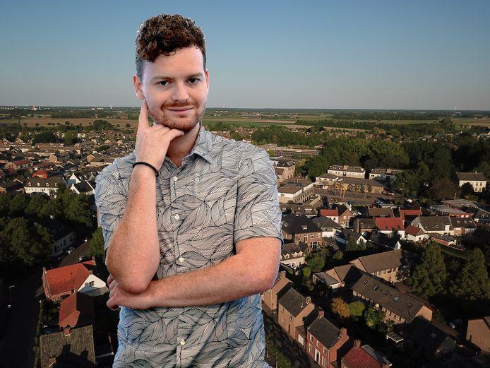 Columnist Freek Verhulst vindt dat heel Nederland een voorbeeld kan nemen aan Wouw.