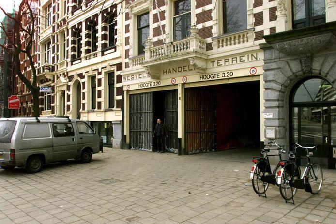 Cees Kuiper/Rotterdams Dagblad