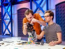 Bergse Lego-fanaat te zien in LEGO Masters: 'Je mag met vijf miljoen steentjes bouwen, geweldig!'