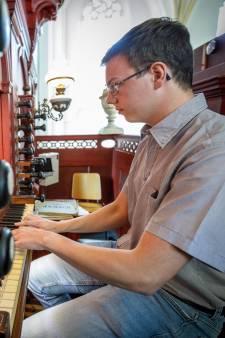Jonge organist uit Dalfsen wint twee concoursen