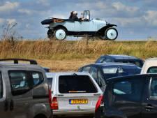 Kentekenregistratie voor vaste klanten op parkeerterreinen van recreatiegebied Uiterwaarde