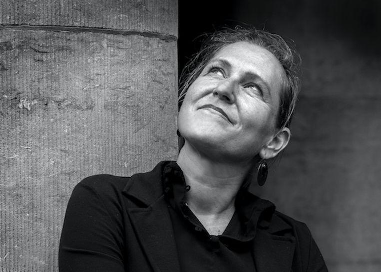 Klaartje Schrijvers: 'Door zijn alzheimer leerde De Bock me anders denken.' Beeld RV