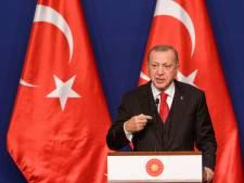 Erdogan menace encore d'ouvrir les portes de l'Europe aux migrants