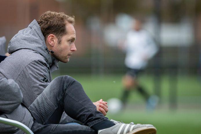 Joram Hendriks was eerder coach van SVI. Momenteel is hij jeugdtrainer bij PEC Zwolle.