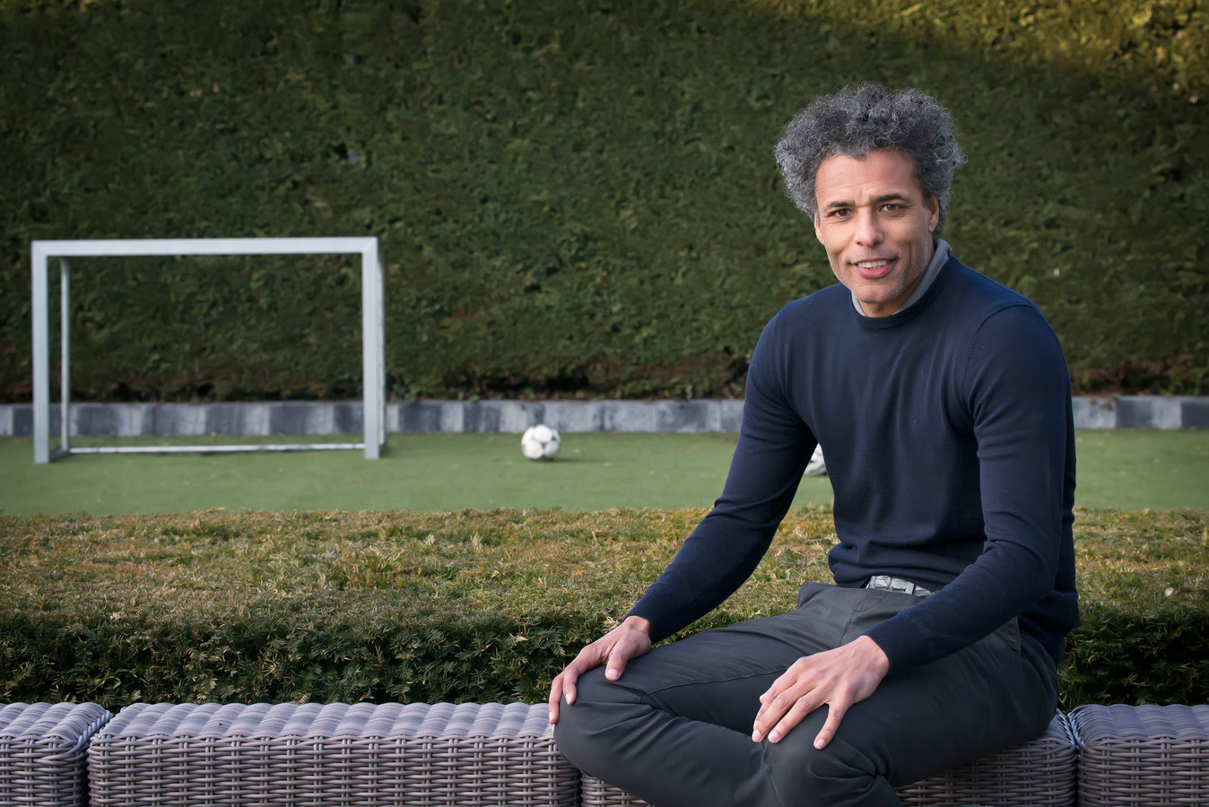 Pierre van Hooijdonk.