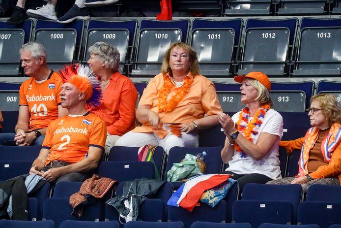 Fans van Nederland.