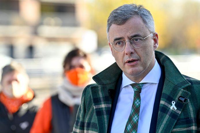 Joachim Coens, le président des chrétiens-démocrates flamands.