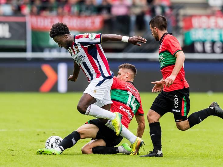Blijft rechtsback Leeroy Owusu Willem II ook aanvallende impulsen geven?