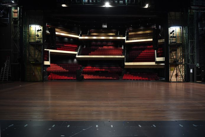 Het Chassé Theater in Breda.