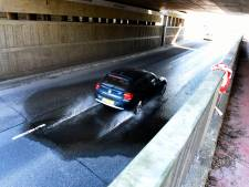Water sijpelt Woerdense tunnelbak in, reparatie flinke hoofdbreker voor gemeente: 'Ernst van de situatie neemt toe'