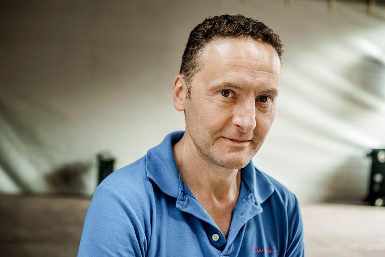Ignace Van Bocxstaele. Beeld Eric de Mildt