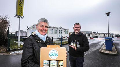 Camping Park Costa schenkt eigen bier