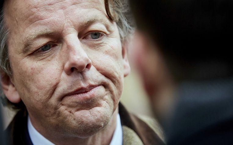 Minister Bert Koenders van Buitenlandse Zaken Beeld anp