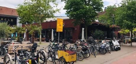 Terrassen horecaplein Veenendaal uitgebreid