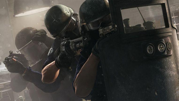 Wie wil winnen, moet samenwerken in Rainbow Six: Siege Beeld Ubisoft