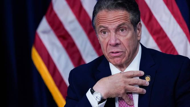 """""""Gouverneur Cuomo van New York heeft jarenlang vrouwen seksueel lastiggevallen"""""""