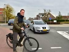 Dit is het gevaarlijkste kruispunt voor fietsers in het Groene Hart: 'Je ziet ze allerlei capriolen uithalen'
