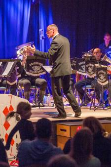 Brassband Wilhelmina in Colijnsplaat luidt de noodklok: na 123 jaar dreigt het einde
