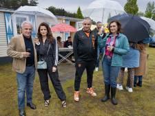 Ferry Bouman uit 'Undercover' op Vakantiepark Prinsenmeer voor promotie Netflix-film: 'Je moet van de boef kunnen houden'