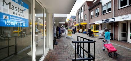 Er zijn steeds minder fysieke winkels in deze regio en dat komt niet alleen door corona
