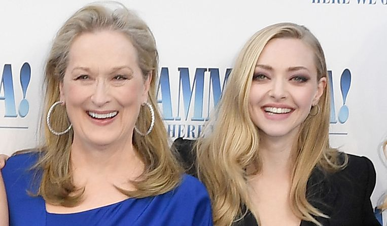 Mamma Mia Beeld Getty Images