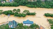 Tientallen doden door overstromingen in China