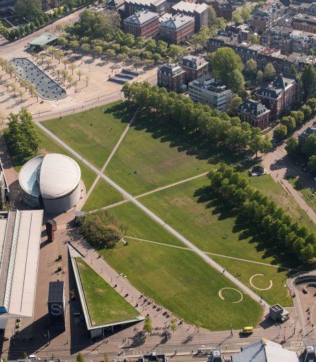 Museumplein afgesloten vanaf 20 april, rest van het jaar geen demonstraties