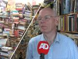 Jogchum (80) neemt afscheid van boekenwinkel, buurt springt in de bres