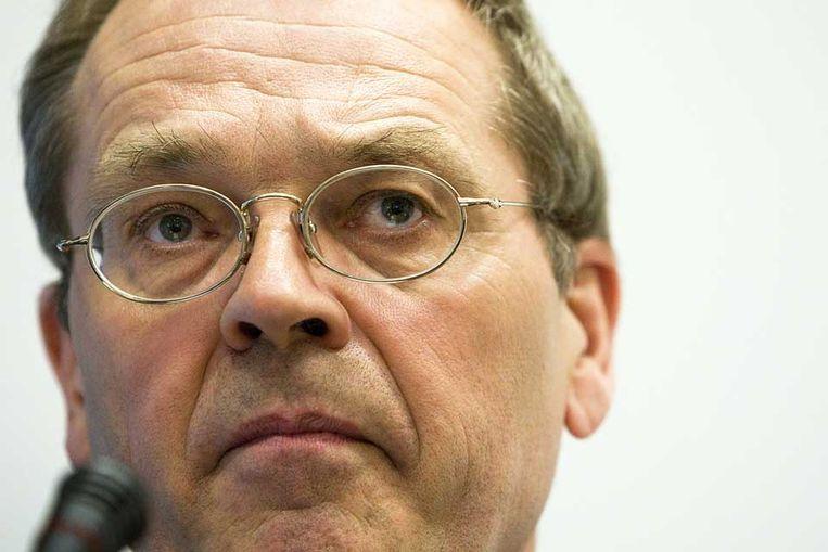 De Nationale Ombudsman Alex Brenninkmeijer. (ANP) Beeld