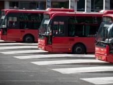 Streekvervoer in Twente en Achterhoek vanaf woensdag plat